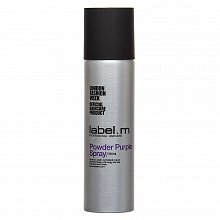 Label.M Complete Powder Spray púder na vlasy v spreji Purple 150 ml