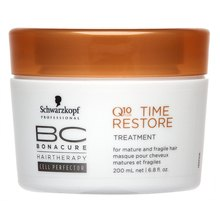 Schwarzkopf Professional BC Bonacure Q10+ Time Restore Treatment maska pre zrelé vlasy 200 ml