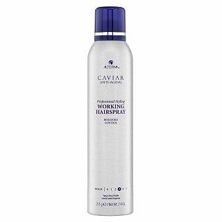 Alterna Caviar Style Working Hairspray suchý lak na vlasy pre strednú fixáciu 211 g