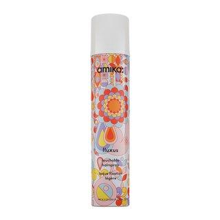 Amika Fluxus Touchable Hairspray lak na vlasy pre strednú fixáciu 270 ml