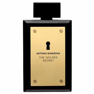 Antonio Banderas The Golden Secret toaletná voda pre mužov 10 ml Odstrek