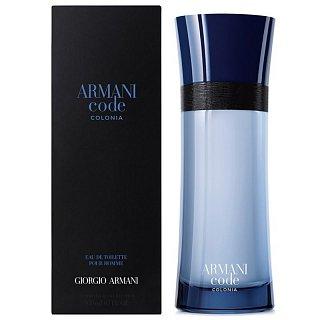 Armani (Giorgio Armani) Code Colonia toaletná voda pre mužov 200 ml