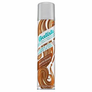 Batiste Dry Shampoo Plus Beautiful Brunette suchý šampón pre hnedé odtiene 200 ml