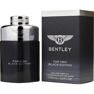 Bentley for Men Black Edition parfémovaná voda pre mužov 100 ml
