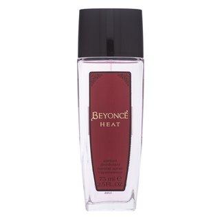 Beyonce Heat deodorant s rozprašovačom pre ženy 75 ml