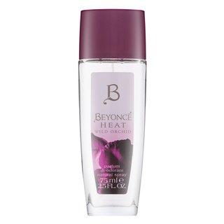 Beyonce Heat Wild Orchid deodorant s rozprašovačom pre ženy 75 ml