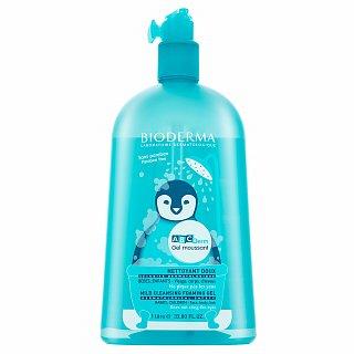 Bioderma ABCDerm Gel Moussant Mild Cleansing Foaming Gel čistiaci gél pre deti 1000 ml