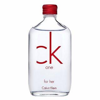 Calvin Klein CK One Red Edition for Her toaletná voda pre ženy 50 ml