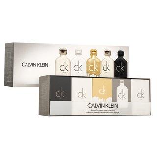 Calvin Klein Deluxe Travel Collection CK Be darčeková sada unisex