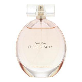 Calvin Klein Sheer Beauty toaletná voda pre ženy 10 ml Odstrek