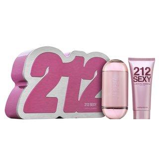 Carolina Herrera 212 Sexy darčeková sada pre ženy