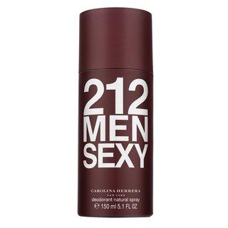 Carolina Herrera 212 Sexy for Men deospray pre mužov deodorant pre mužov 150 ml