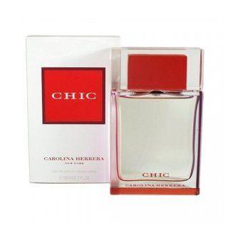 Carolina Herrera Chic For Women parfémovaná voda pre ženy 80 ml