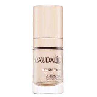 Caudalie Premier Cru The Eye Cream vypínací očný krém proti vráskam, opuchom a tmavým kruhom 15 ml