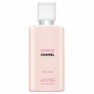 Chanel Chance Eau Vive telové mlieko pre ženy 200 ml