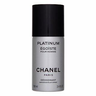 Chanel Platinum Egoiste deospray pre mužov 100 ml