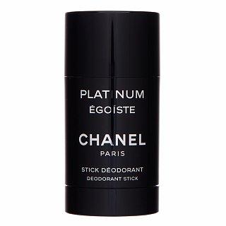 Chanel Platinum Egoiste deostick pre mužov 75 ml