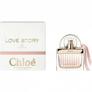 Chloé Love Story toaletná voda pre ženy 30 ml