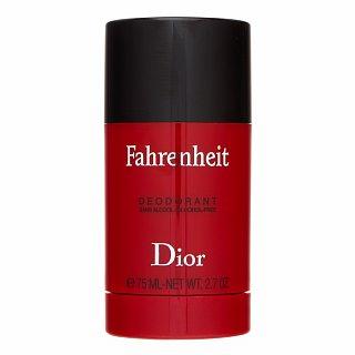 Christian Dior Fahrenheit deostick pre mužov 75 ml