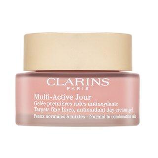 Clarins Multi-Active Jour Antioxidant Day Cream-Gel gélový krém proti vráskam 50 ml