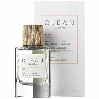 Clean Blonde Rose parfémovaná voda unisex 100 ml