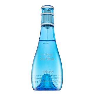 Davidoff Cool Water Woman deodorant s rozprašovačom pre ženy 100 ml