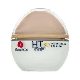 Dermacol Hyaluron Therapy 3D Wrinkle Filler Day Cream pleťový krém proti vráskam 50 ml