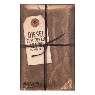 Diesel Fuel for Life Homme toaletná voda pre mužov 10 ml - odstrek
