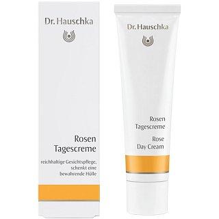Dr. Hauschka Rose Day Cream vyživujúci krém s výťažkom z ruže 30 ml