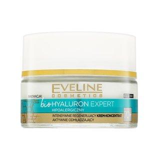 Eveline Bio Hyaluron Expert Intensive Regenerating Rejuvenatin Cream 70+ liftingový spevňujúci krém proti vráskam 50 ml