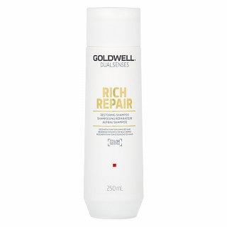 Goldwell Dualsenses Rich Repair Restoring Shampoo šampón pre suché a poškodené vlasy 250 ml