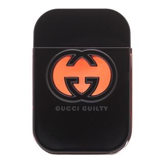 Gucci Guilty Black Pour Femme toaletná voda pre ženy 75 ml