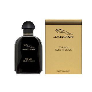 Jaguar For Men Gold in Black toaletná voda pre mužov 100 ml