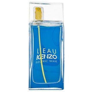 Kenzo L'Eau par Kenzo Electric Wave toaletná voda pre mužov 10 ml Odstrek