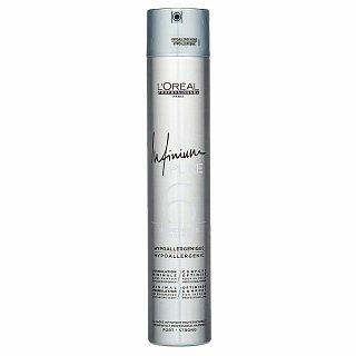 L´Oréal Professionnel Infinium Infinium Pure Strong lak na vlasy pre silnú fixáciu 500 ml