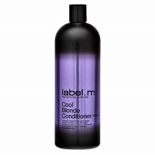 Label.M Cool Blonde Conditioner kondicionér pre platinovo blond a šedivé vlasy 1000 ml