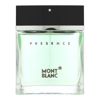 Mont Blanc Presence toaletná voda pre mužov 50 ml
