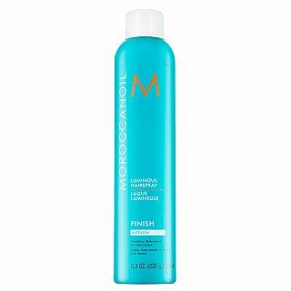 Moroccanoil Finish Luminous Hairspray Medium vyživujúci lak na vlasy pre strednú fixáciu 330 ml