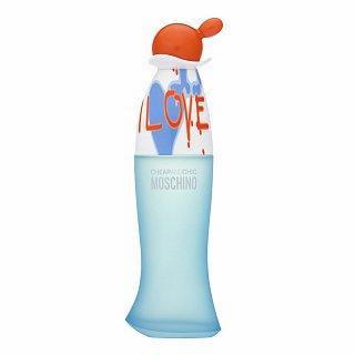 Moschino I Love Love toaletná voda pre ženy 100 ml