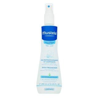 Mustela Bébé Skin Freshener osviežujúci pleťový sprej pre deti 200 ml