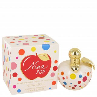 Nina Ricci Nina Pop toaletná voda pre ženy 80 ml