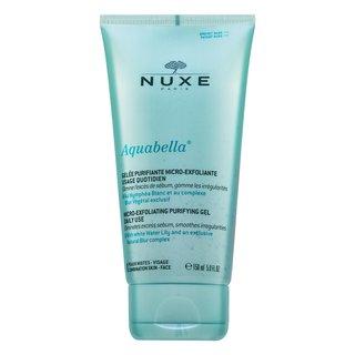 Nuxe Aquabella Micro-Exfoliating Purifying Gel multifunkčný čistiaci gél a peeling pre každodenné použitie 150 ml
