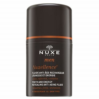 Nuxe Men Nuxellence Youth and Energy Revealing Anti-Aging Fluid energizujúci fluid proti starnutiu pleti 50 ml