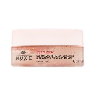Nuxe Very Rose Ultra-Fresh Cleansing Gel Mask osviežujúca gélová maska 150 ml