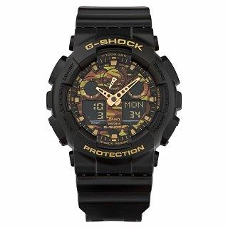Pánske hodinky Casio GA-100CF-1A9