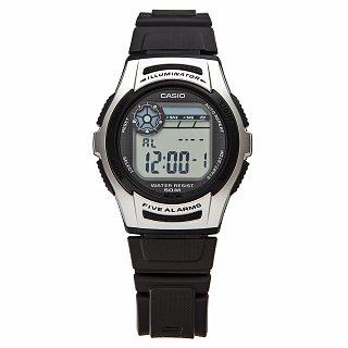 Pánske hodinky Casio W-213-1A