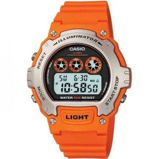 Pánske hodinky Casio W-214H-4A