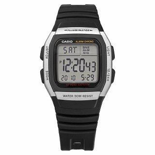 Pánske hodinky Casio W-96H-1AVDF
