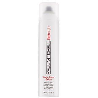 Paul Mitchell Firm Style Super Clean Extra Finishing Spray silný lak na vlasy pre definíciu a tvar 300 ml