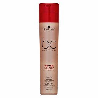 Schwarzkopf Professional BC Bonacure Peptide Repair Rescue Micellar Shampoo šampón pre poškodené vlasy 250 ml